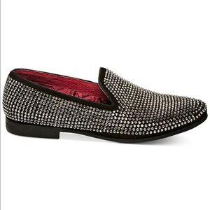 Men's Steve Madden Rhinestone shoes size 7